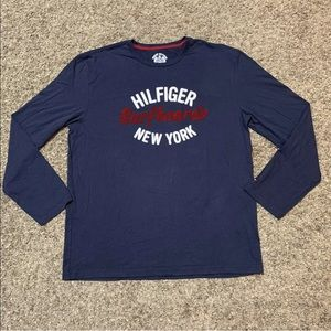 Tommy Hilfiger T-shirt Graphic New York City L / S